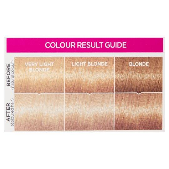 L'Oreal Casting Creme Gloss Hair Colour 1010 Very Light Iced Blonde