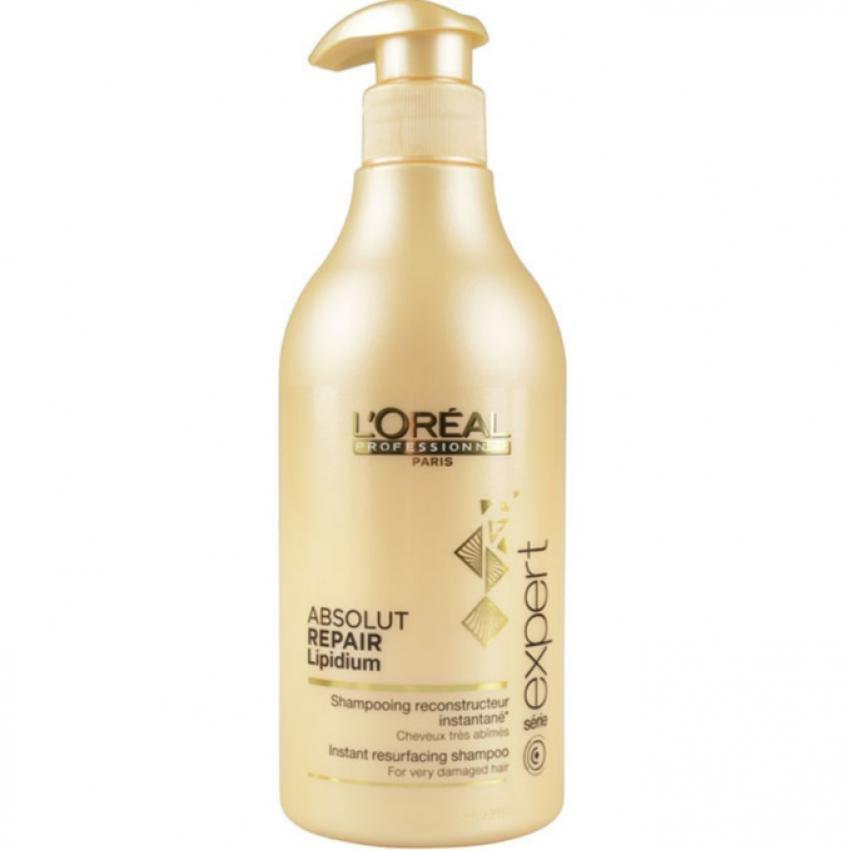 L'Oréal Professionnel-Shampoo Absolute Repair Lipidium