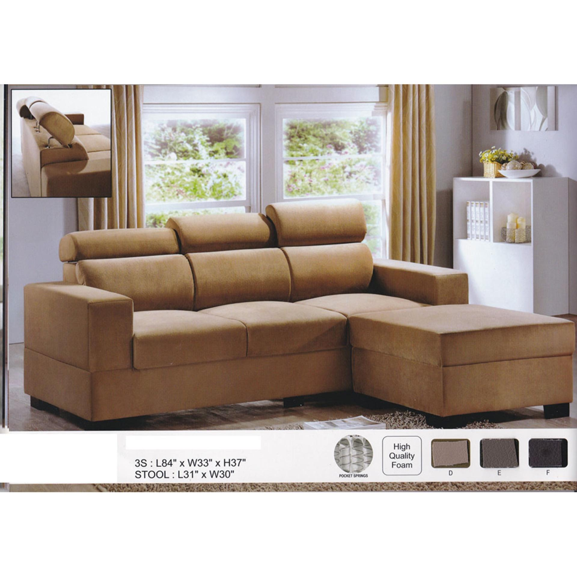 Strange L Shape Fully Leather Sofa Brown Color L2135Mm X W838Mm X H940Mm Download Free Architecture Designs Grimeyleaguecom