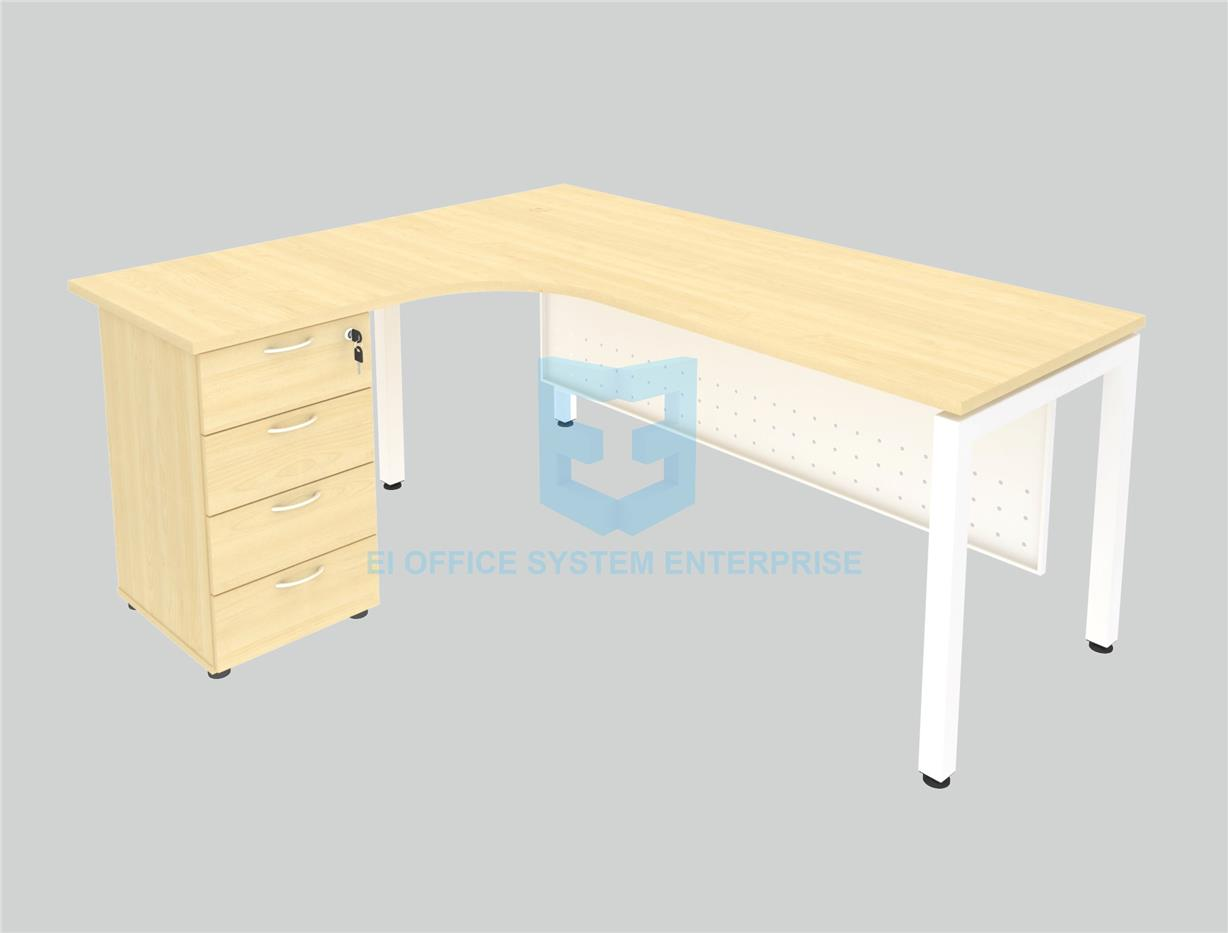 L Shape Table / Office Table - EUL 1815D