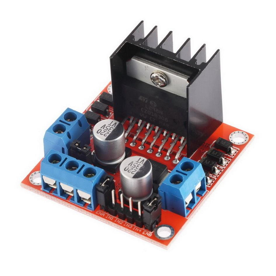 L298N Motor Drive Controller Board Module Dual H