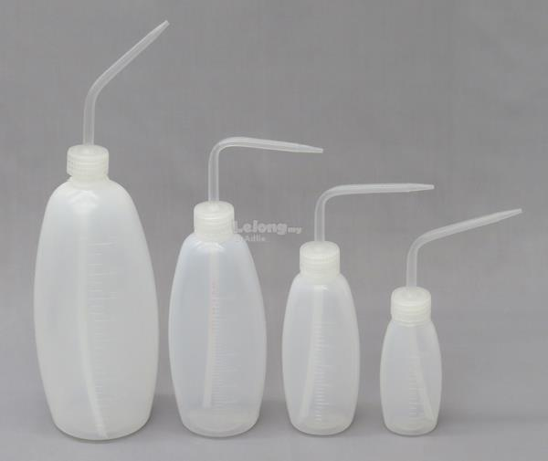 Laboratory Polyethylene Wash Bottle Oval 500ml