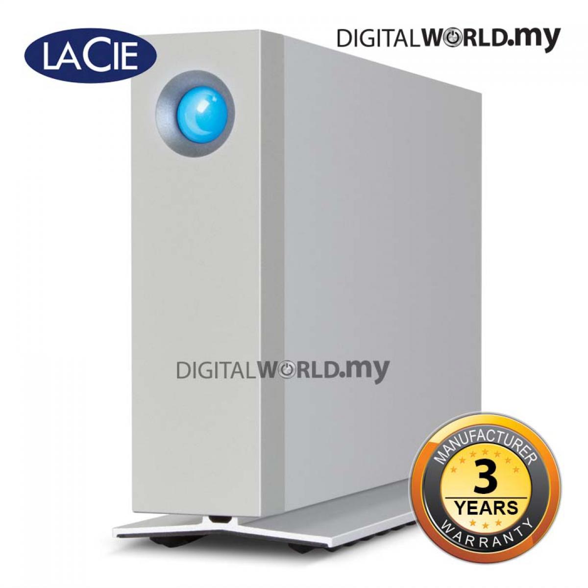 LaCie 3TB-5TB d2 v3 USB 3.0 Desktop Storage. ‹ ›