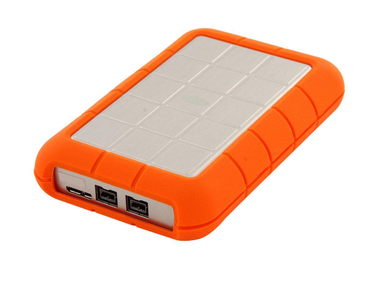 U003dLACIE HDD EXT 2.5u0027 USB3.0 RUGGED TRIPLE FW800 1TB LAC9000448