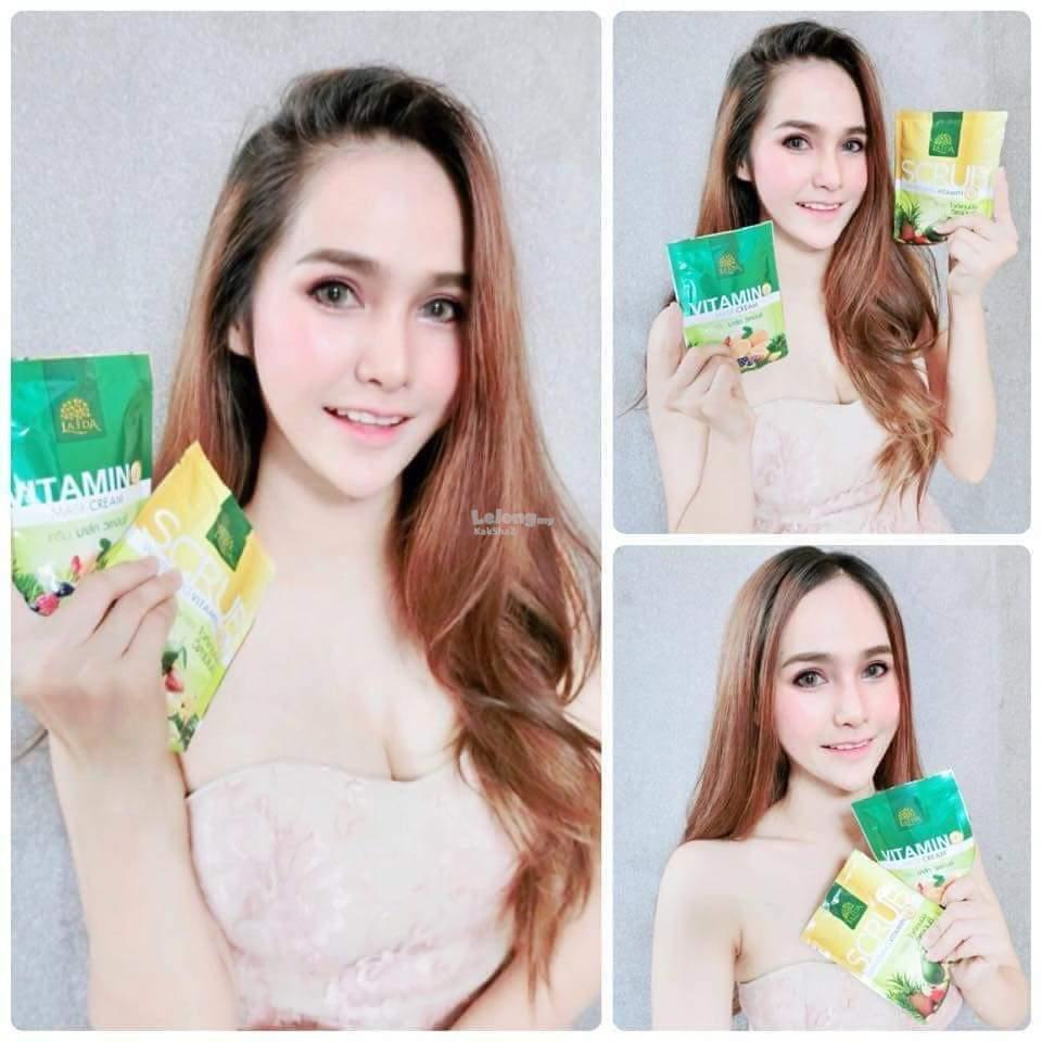 LADA VITAMIN C MASK CREAM NEW PACK