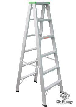 Ladder double sided 4 steps ID445814