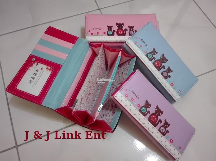 Ladies Mutiple Pocket Wallet (EMA)