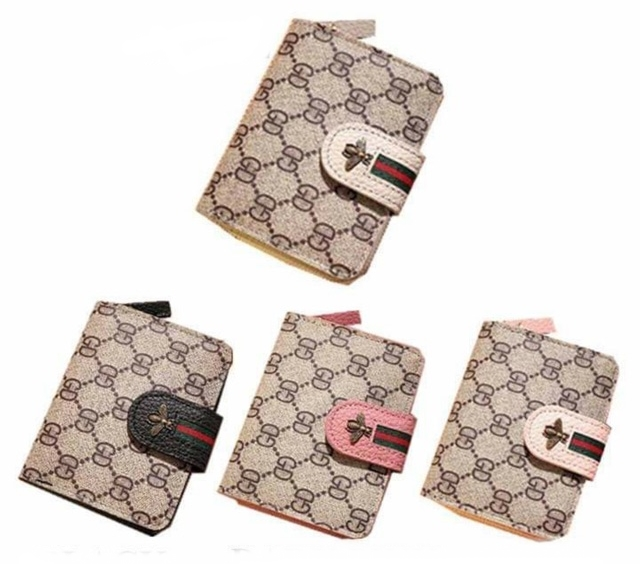 Ladies Short Purse Handbag Wallet Beg Tangan