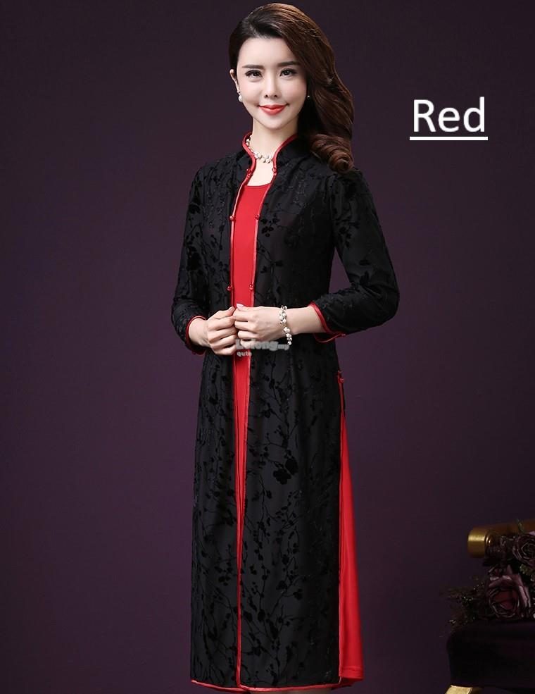 The Lady 2-in-1 Cheongsam 2018 for women