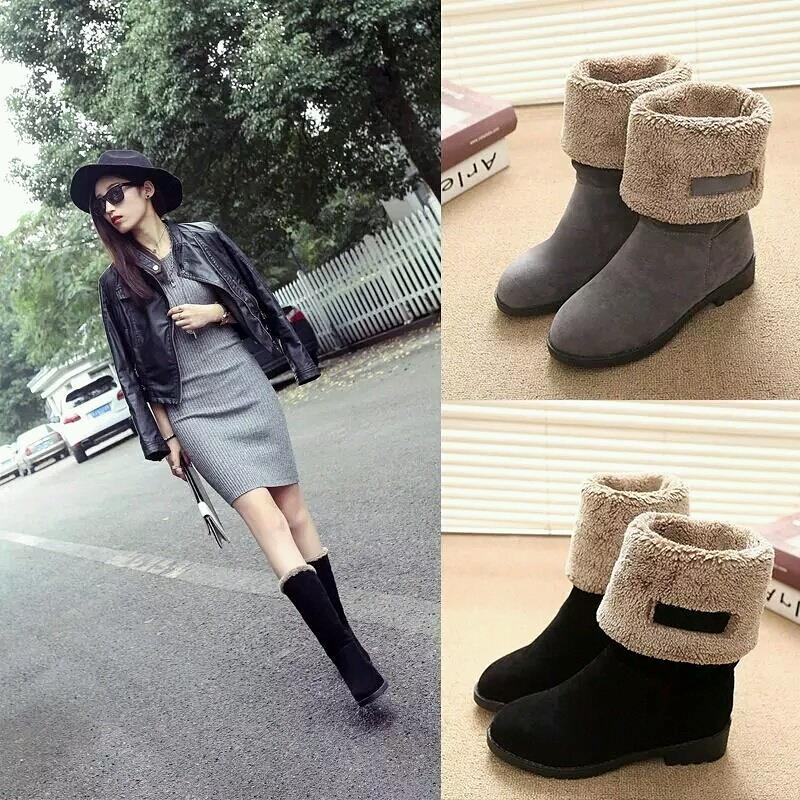 Lady winter boots (2-way wear) (end 11/5/2017 4:32 PM)