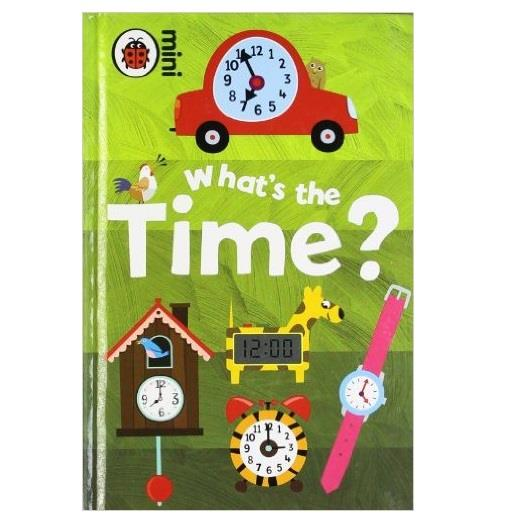 Ladybird Mini Early Learning: What's the Time?