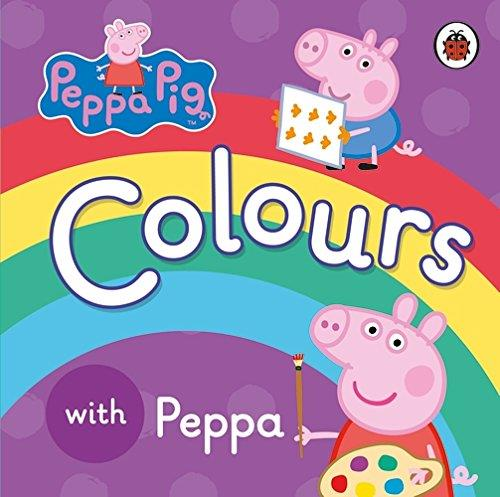 Ladybird Peppa: Colours Board Book