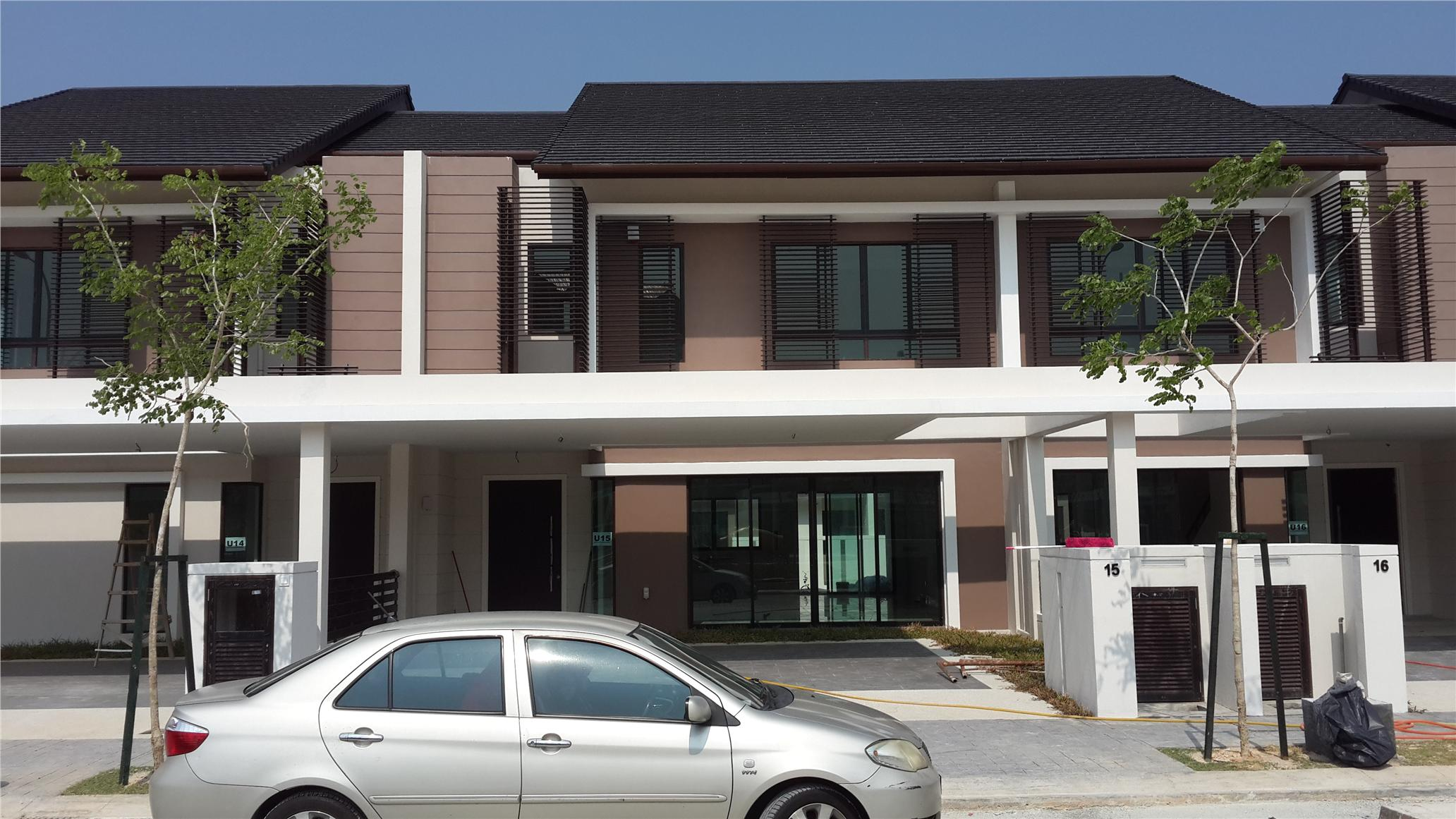 Laman Alamanda Superlink Homes 1 Kota Seriemas