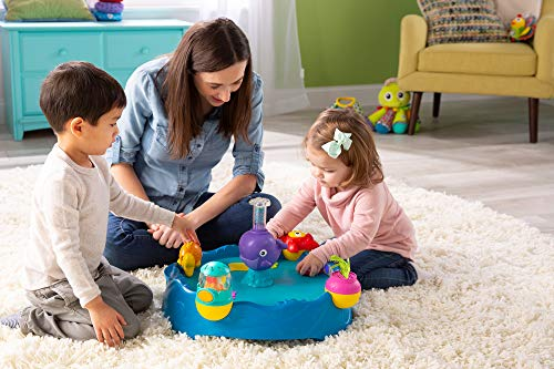 Lamaze 3-in-1 Airtivity Center - Developmental Activity Center Grows with Baby