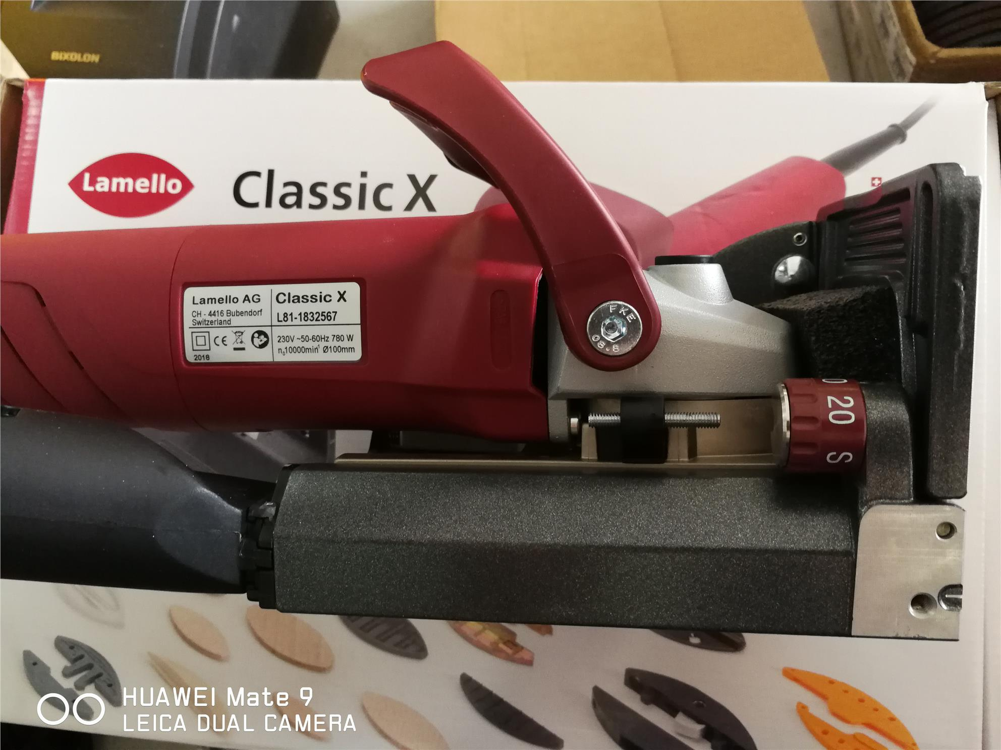 LAMELLO CLASSIC X BISCUIT JOINTER