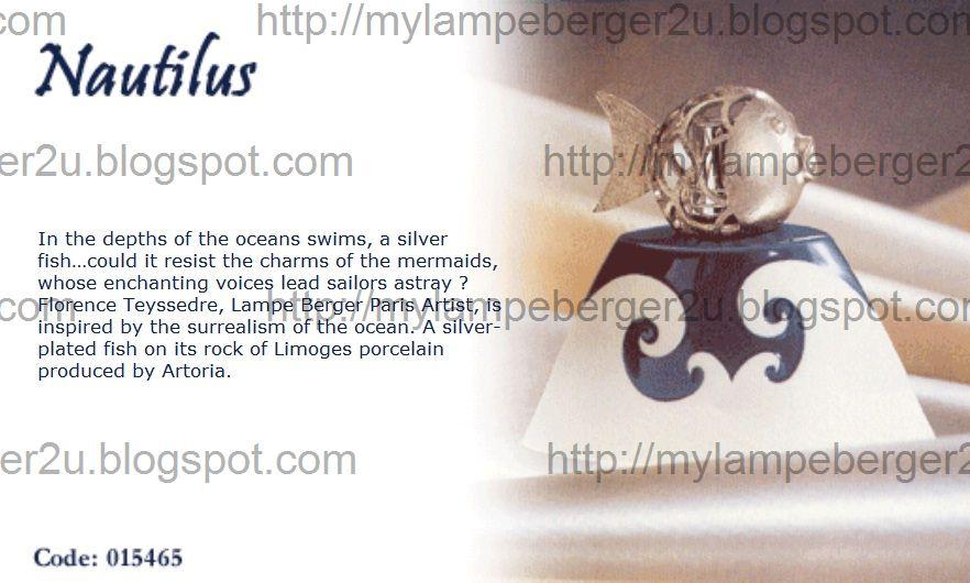 Lampe Berger Signatures Collection Diffuser 015465 Edition