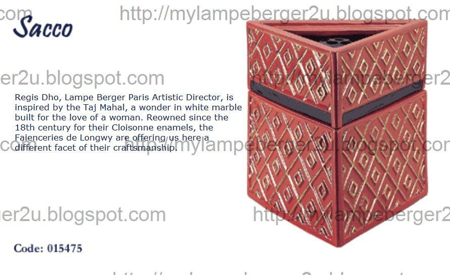 Lampe Berger Signatures Collection Diffuser 015475 Edition