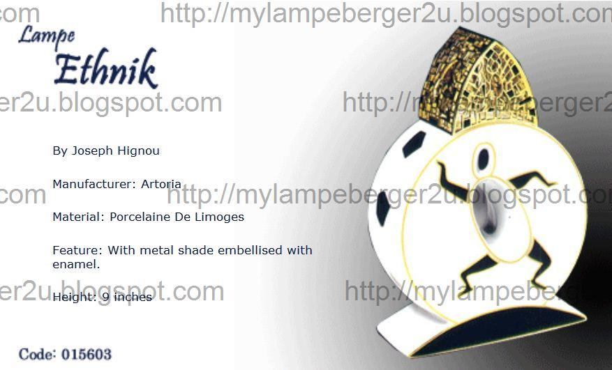 Lampe Berger Signatures Collection Diffuser 015603 Edition
