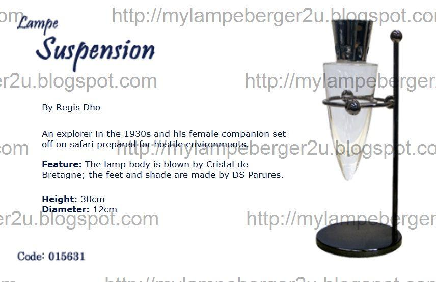 Lampe Berger Signatures Collection Diffuser 015631 Edition