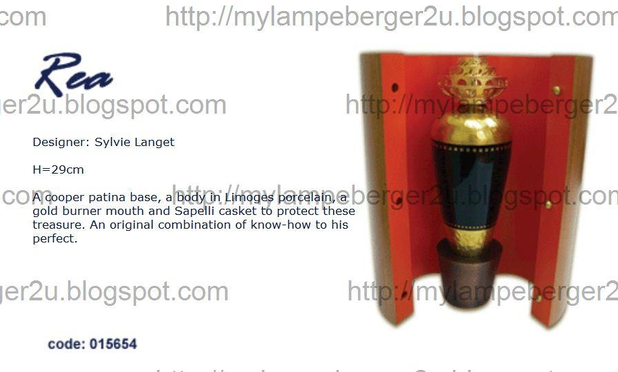 Lampe Berger Signatures Collection Diffuser 015654 Edition
