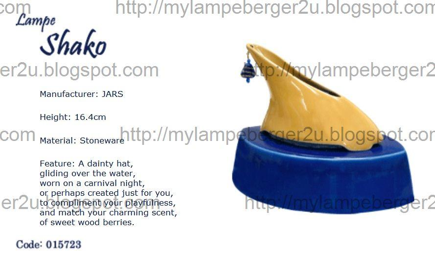 Lampe Berger Signatures Collection Diffuser 015723 Edition