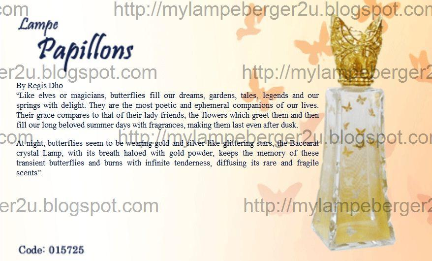 Lampe Berger Signatures Collection Diffuser 015725 Edition