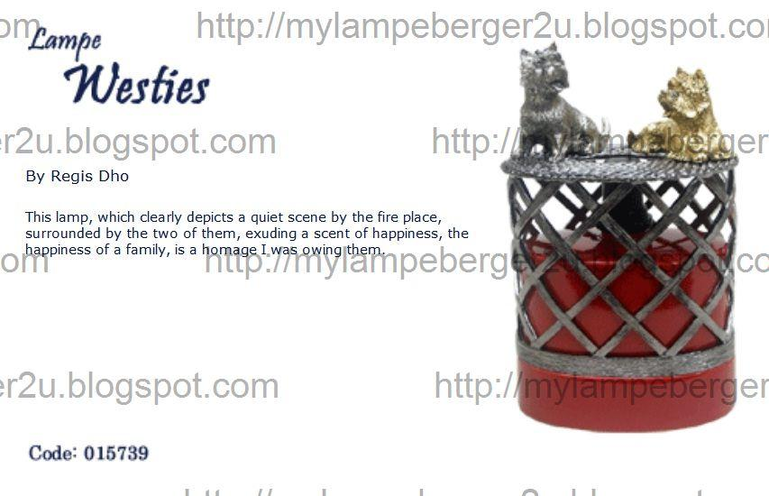 Lampe Berger Signatures Collection Diffuser 015739 Edition