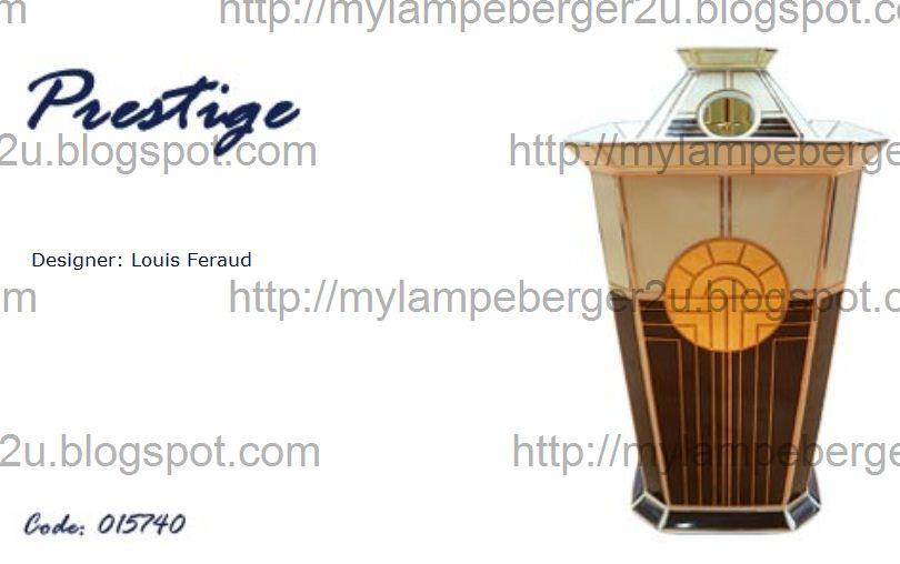 Lampe Berger Signatures Collection Diffuser 015740 Edition
