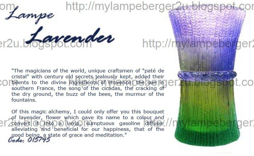 Lampe Berger Signatures Collection Diffuser 015745 Edition