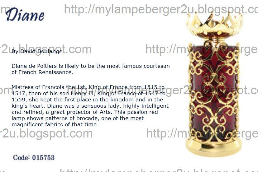 Lampe Berger Signatures Collection Diffuser 015753 Edition