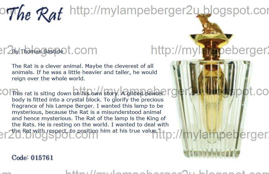 Lampe Berger Signatures Collection Diffuser 015761 Edition