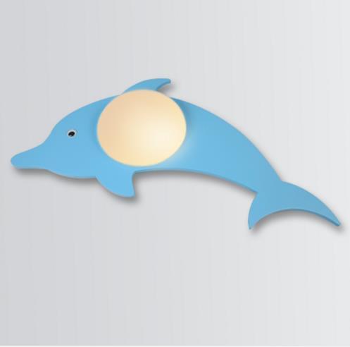 Lampu Led Ikan Lumba Untuk Kanak