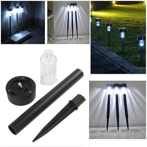 Lampu LED Solar Light Lamp House Garden Outdoor Landscap Stake Lightin