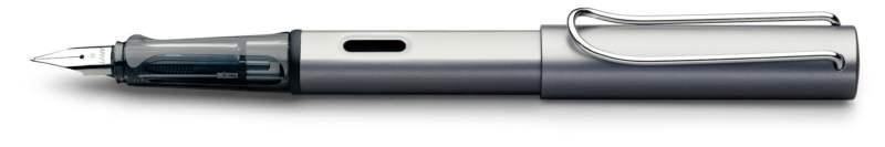 LAMY AL-Star Graphite Fountain Pen (Model 26) at 20% OFF & FREE Gifts