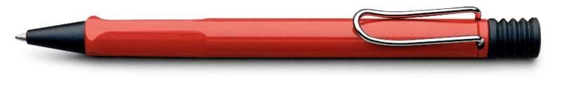 LAMY Safari Red Ballpoint Pen (Model 216) at 20% OFF