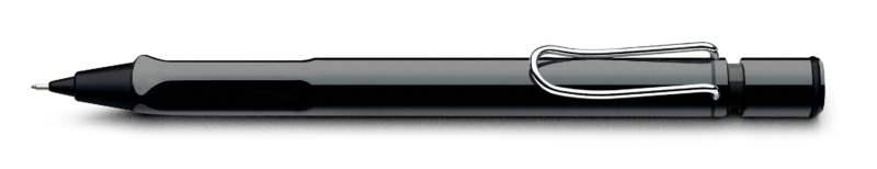 LAMY Safari Shiny Black Mechanical Pencil (Model 119) at 20% OFF