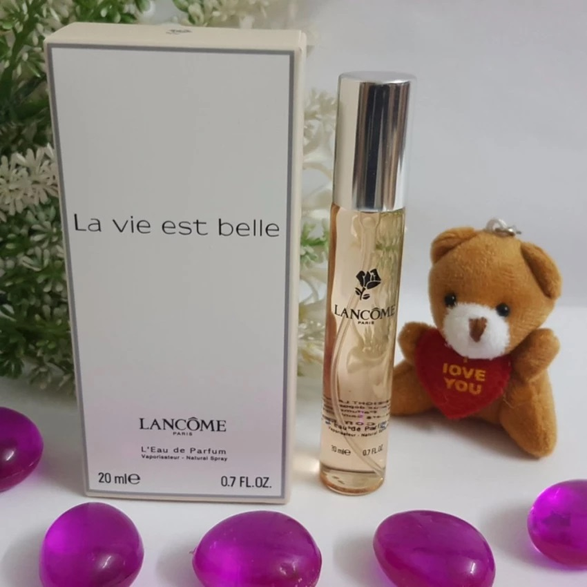 For Women Vie Lancome Belle Edp La Est 20ml EH9IWD2Y
