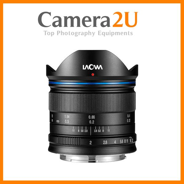 Laowa 7.5MM F2 LENS For MFT Camera Panasonic, Olympus / Drone