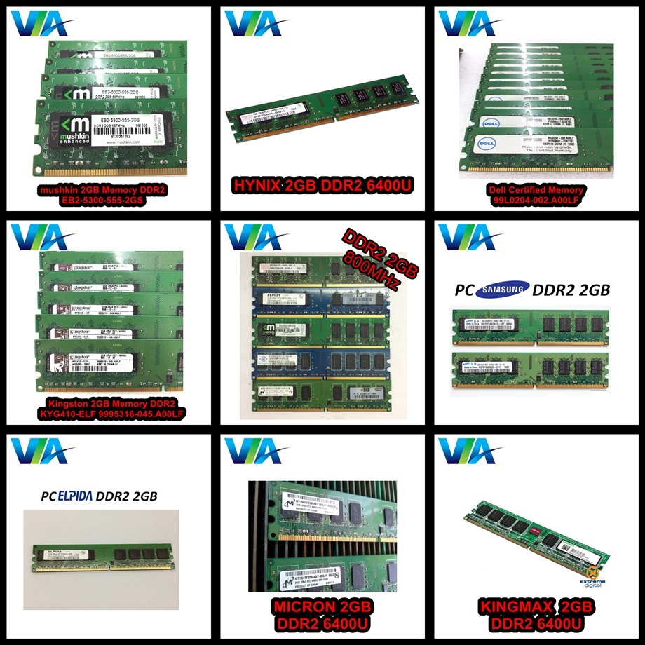 Laptop Ddr2 Ram 2gb 5300s 667mhz End 11 18 2020 1055 Am Memori Pake Hedsink