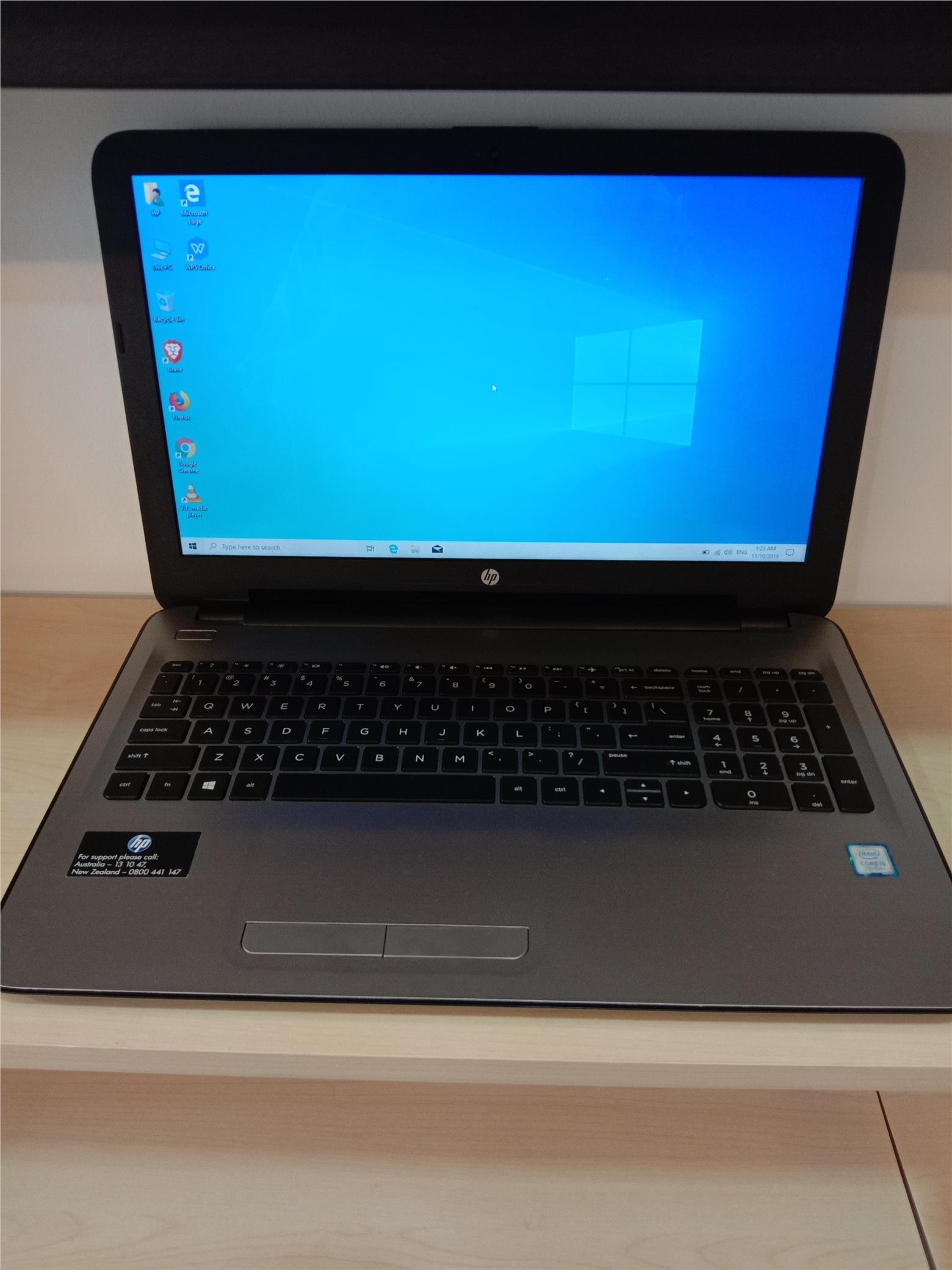 LAPTOP HP 15-AY514TU