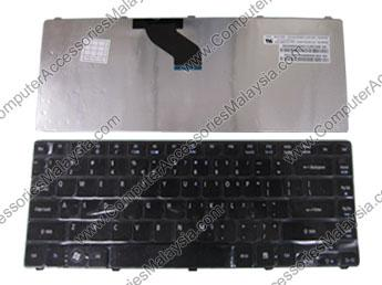 Laptop Keyboard for Acer Aspire 3810 3810T 4810 4810T 4810TZ 3935 4820
