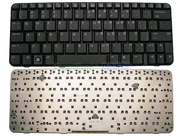 Laptop Keyboard for HP Compaq 2210B B1200