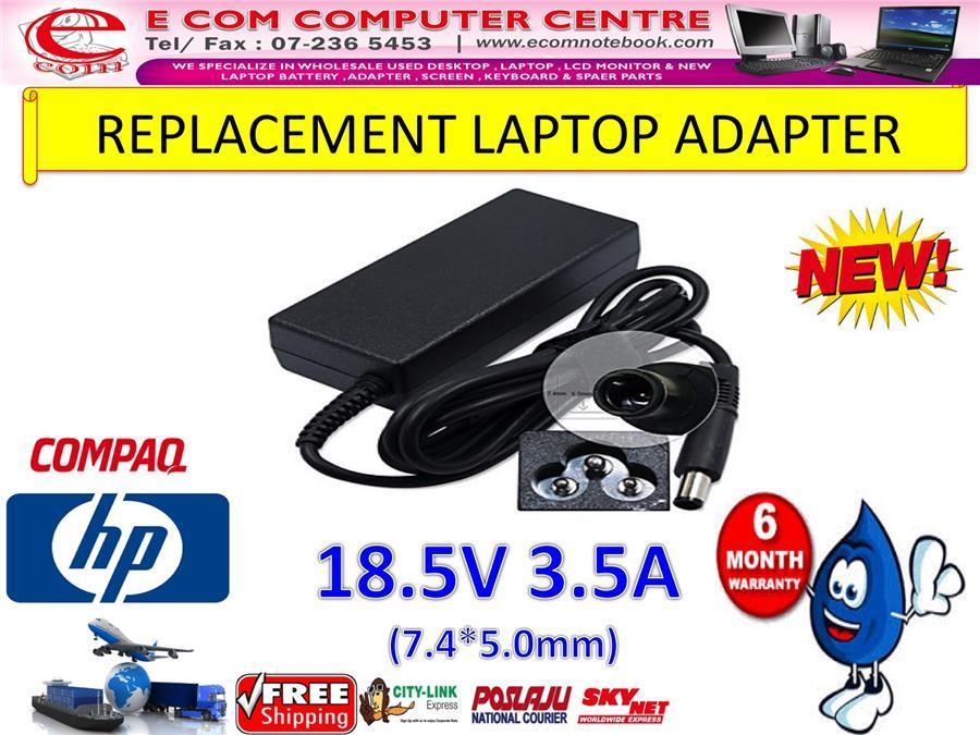 Laptop Power Adapter Charger for HP Compaq CQ50 CQ61 6115 CQ50 CQ71 65