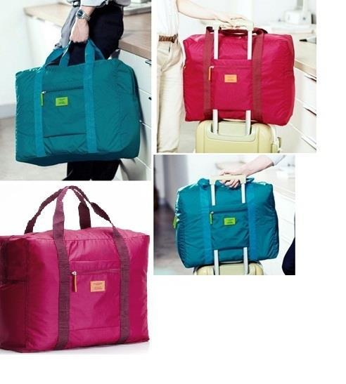 Image result for Foldable Travel Luggage Bag