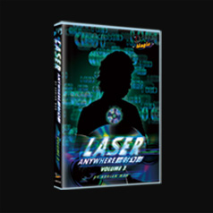 Laser Anywhere manipulation CD Volume 2