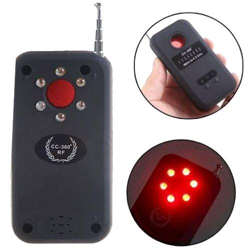 Laser Wireless Signal And hidden Camera detector (CD-14).