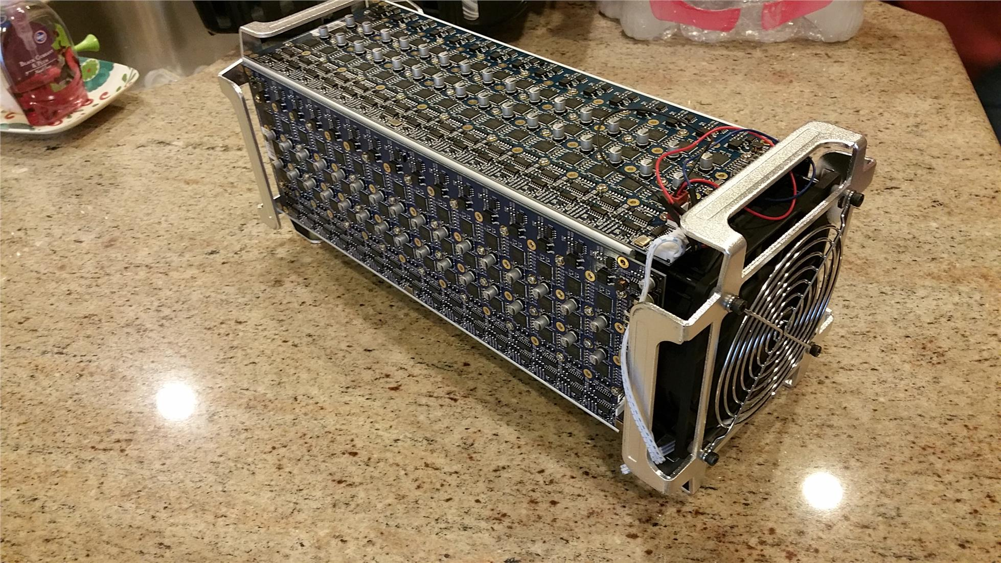 how to build an asic miner