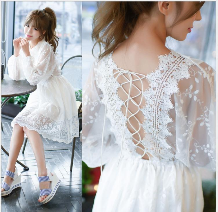 latest summer korean lace dress m6839 end 342018 415 pm