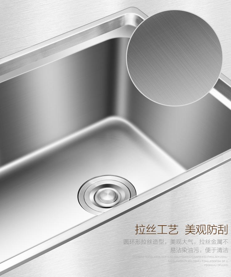 Latina High Quality Stainless Steel Double Bowl Kitchen Sink
