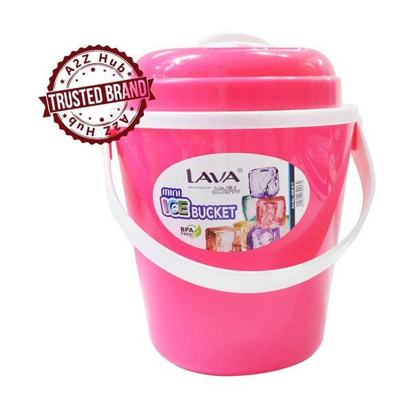 546317c9ee15 LAVA BPA free 1100ml Mini Ice Bucket (2 in 1 Set)